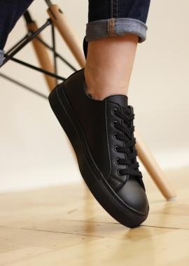 Les sneakers Samo noires