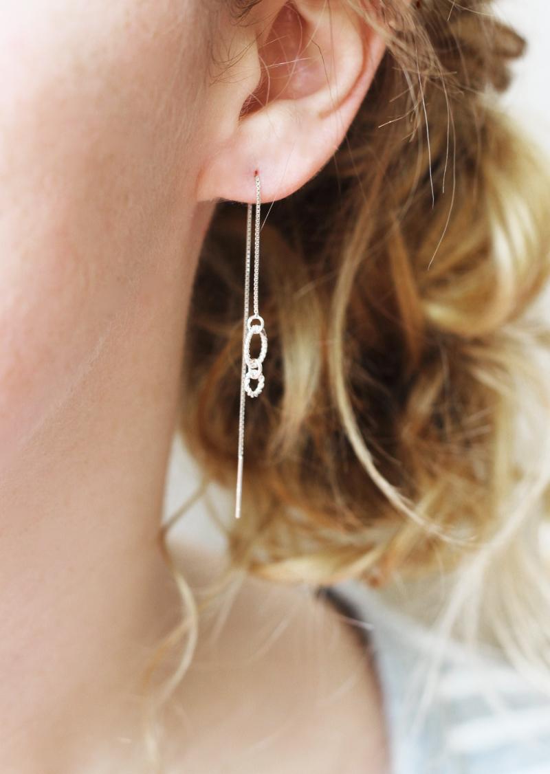 Boucles d'oreilles Suzanne