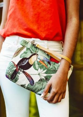 Toucan sleeve