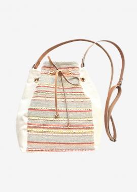 Mallow bucket bag