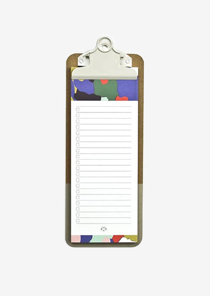 Bloc liste « L' Ecorce »