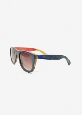 Woodsies x K-nit 'Bryant' Sunglasses