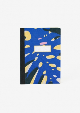 A5 Notebook MONSTERA
