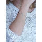 Bracelet géométrique en argent