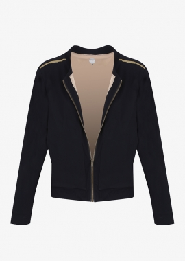 Teddy reversible jacket VIRGINIE