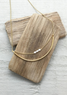 Clara short necklace