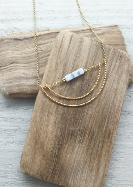 Camille short necklace