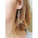 Boucles d'oreilles June