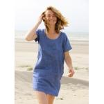 Robe Roselyne bleu denim