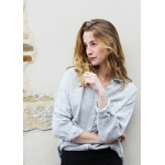 Lined linen shirt Elena