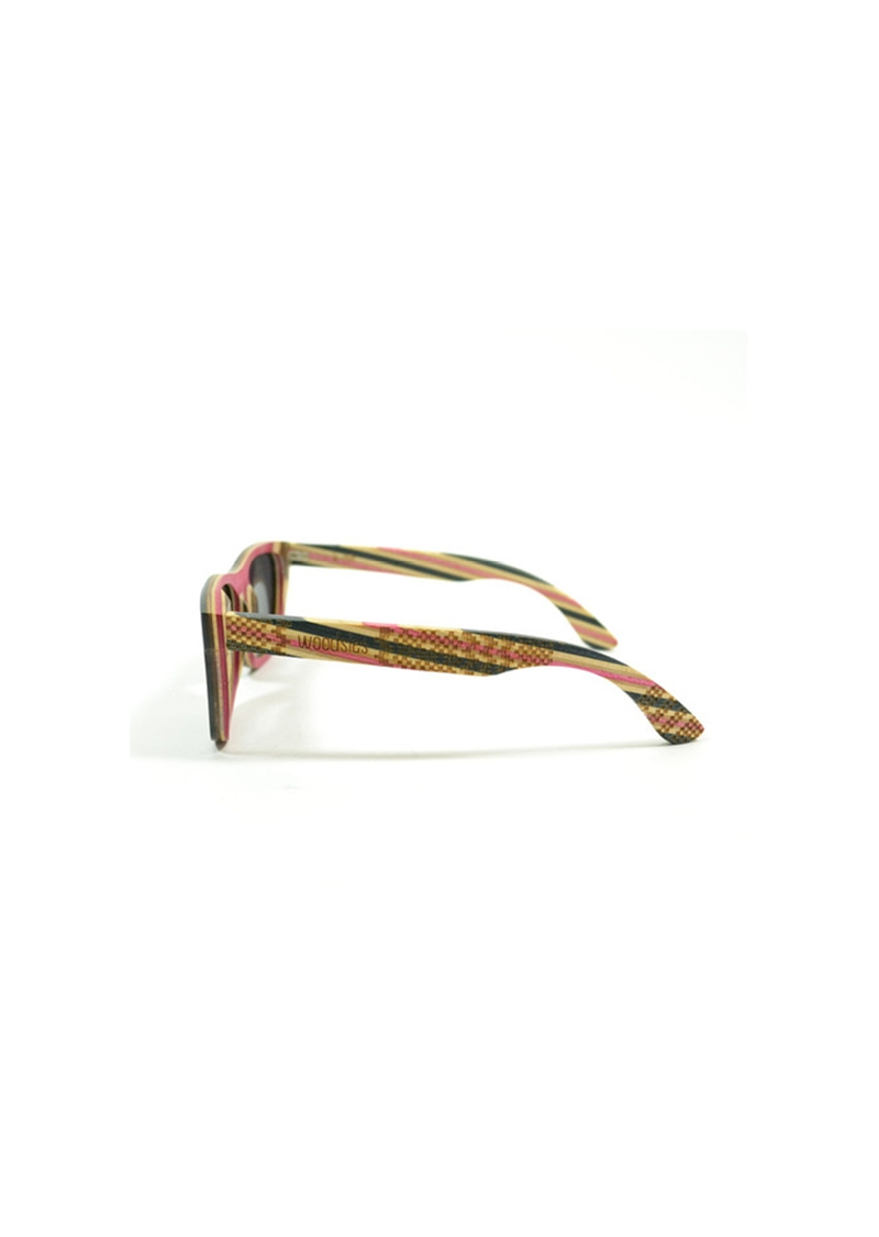 Woodsies x K-nit 'Jude' Sunglasses