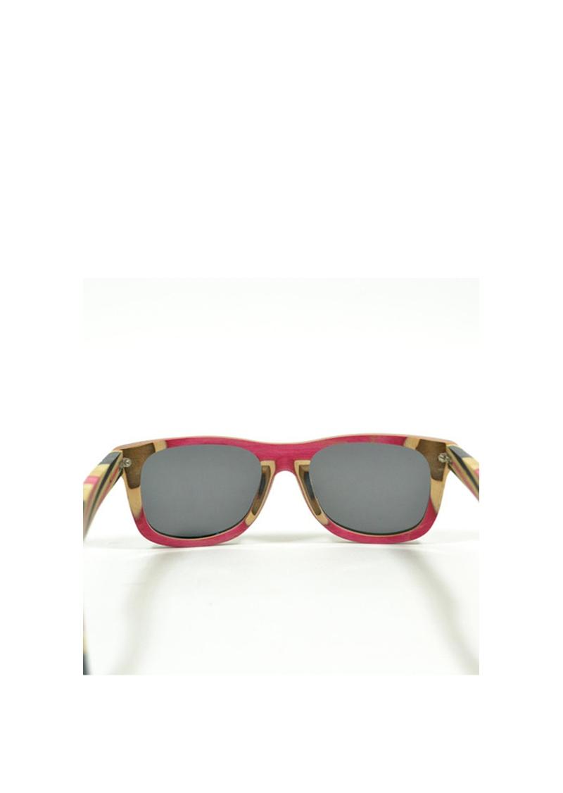 Les lunettes 'Jude' 100% bois d'érable