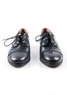 Derbies en cuir l Handmade in Italy