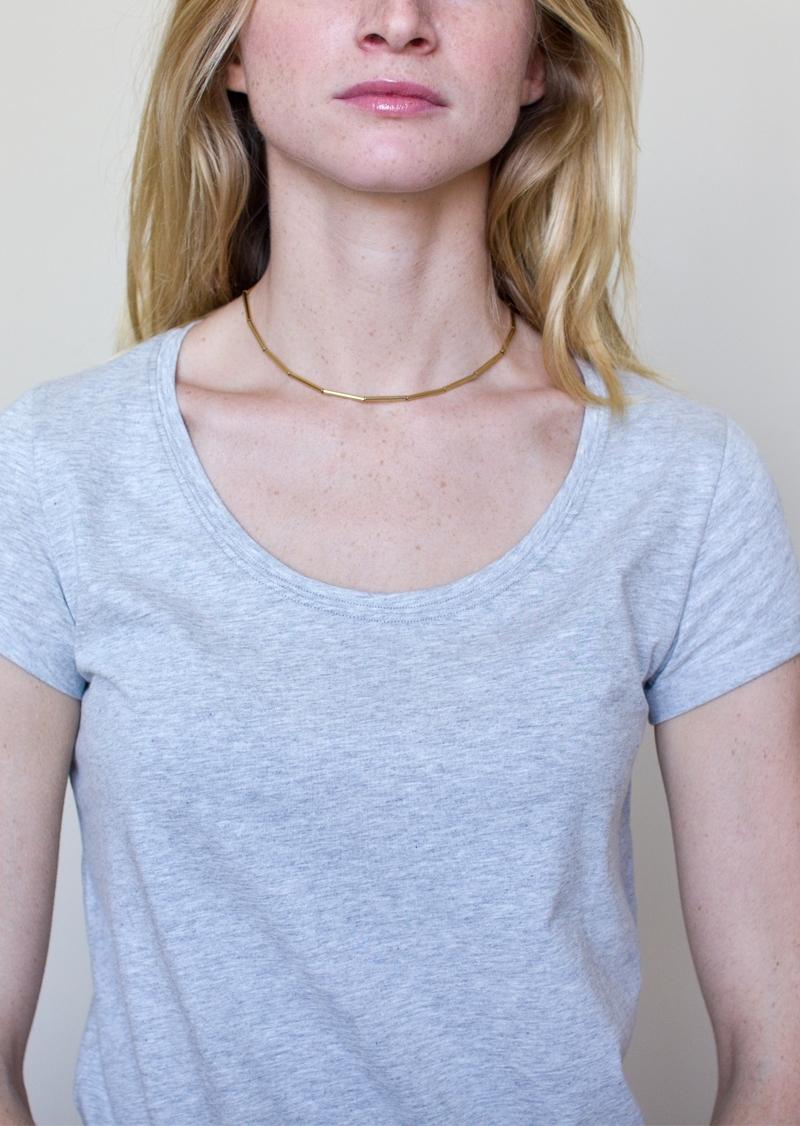Le T-Shirt Cleo gris