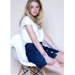 Agnes Denim Skirt