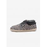 Napoleon leopard-print sneakers
