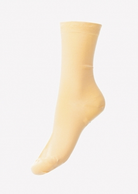 Women – Yellow sea Island cotton socks
