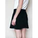 Black Agnes Skirt