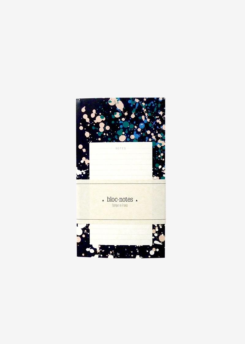 Bloc-notes Confettis