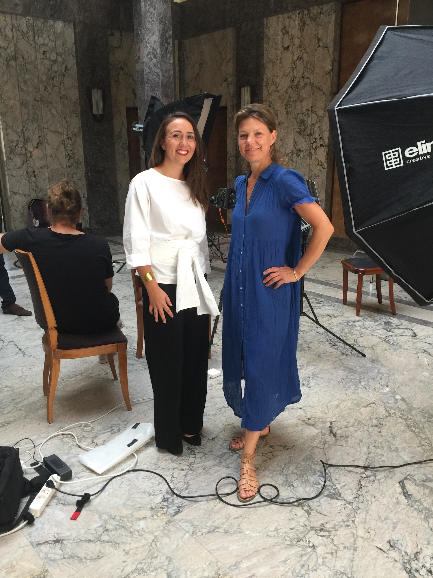 Shooting Photo 30 femmes Colibris Gael Magazine